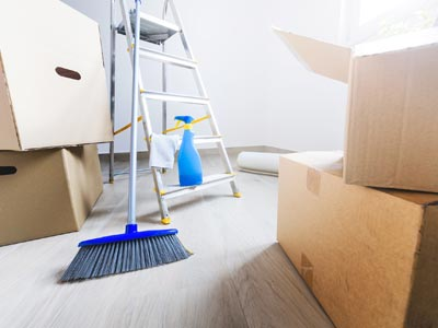 Move in and Move out cleaning in Orange CA