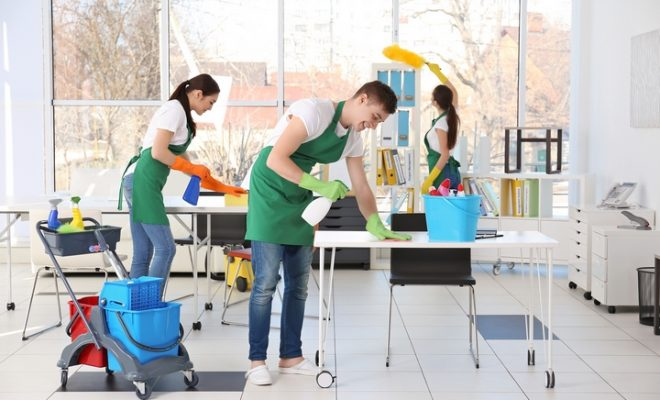 Office Cleaning Services in Orange CA
